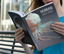 Human Anatomed Book