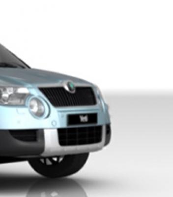 Vehículos Skoda 3D